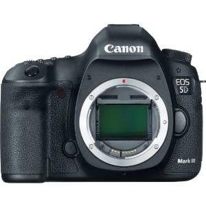 Купить Canon EOS 5D Mark III 22.3 MP за $2470 вместо $2499 на Amazon.com