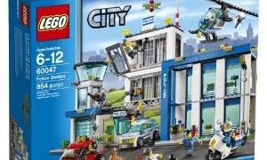Купить LEGO City Police за $76 вместо $80.99 на Amazon.com